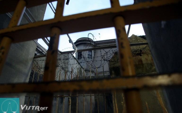 Le foto dell'ex carcere di Buoncammino, il penitenziario cagliaritano da cui nessuno riuscì mai a evadere