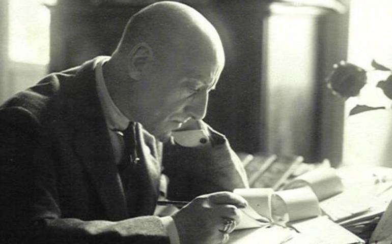 Gabriele D'Annunzio e quel viaggio in Sardegna che lo stregò e ispirò alcune sue poesie