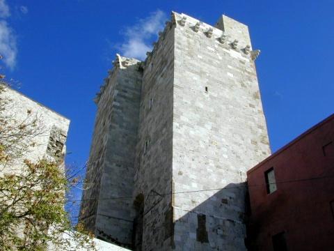Leggende cagliaritane. La torre di San Pancrazio