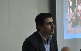 Il sindaco Davide Ferreli