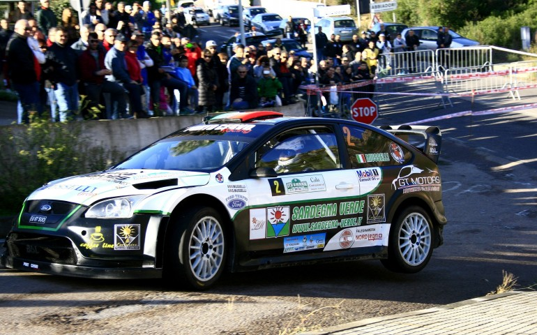 Il Sardegna Rally Cup avvia le avventure degli equipaggi targati