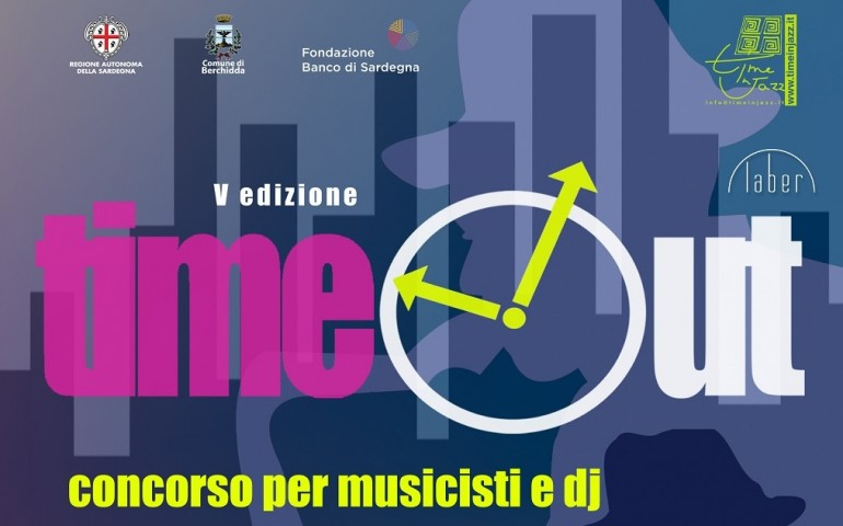 Time Out. Concorso musicale per approdare al Time in Jazz 2015 a Berchidda