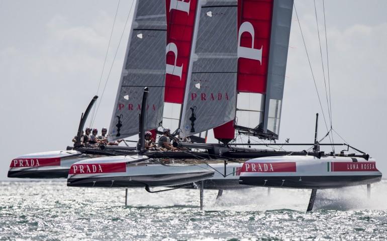 Luna Rossa. La Sardegna a fianco del team per il rispetto delle regole. Poste basi per nuovi investimenti
