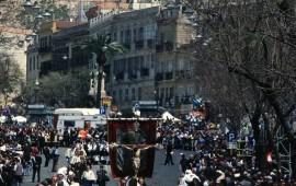 Processione di Sant'Efisio ( Foto Claudio Lorai Meli)