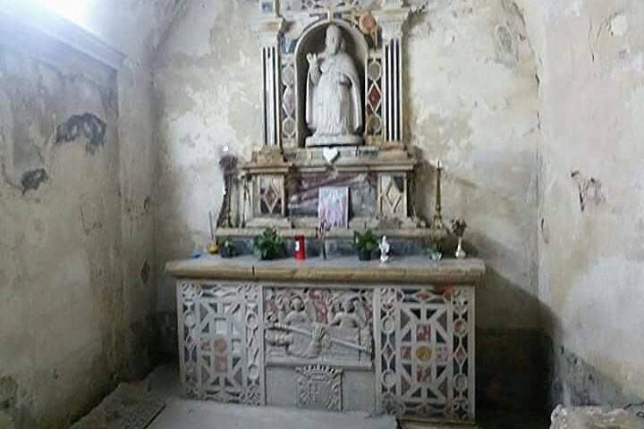 Leggende cagliaritane. La cripta di Sant'Agostino e la fonte sacrale