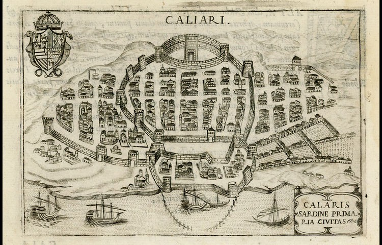 CURIOSITA'. Gli Antichi quartieri di Cagliari.