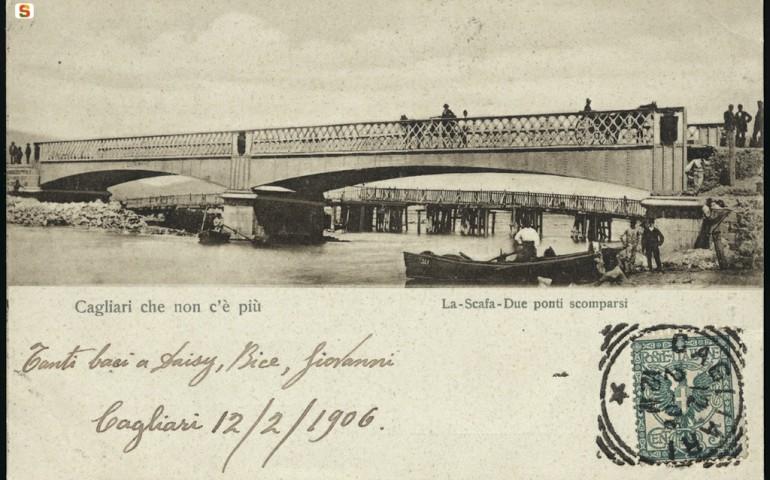 Accadde oggi. 17 novembre 1898: un nubifragio spazza via il ponte di Sa Scaffa