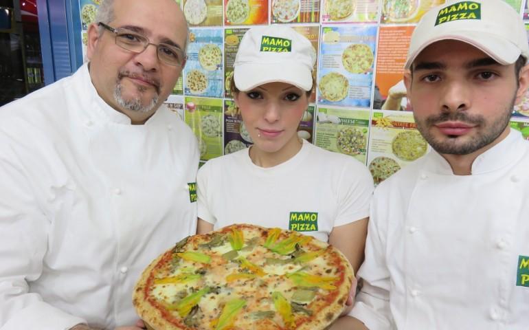Pizza con i semi di canapa a Cagliari: la novità targata MamoPizza