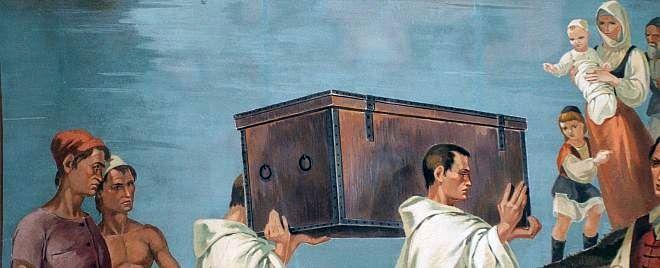 La travagliata storia della Madonna di Bonaria