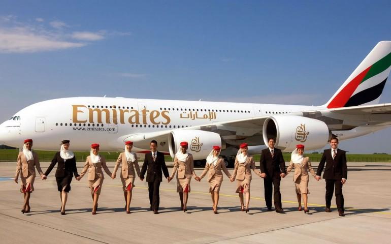LAVORO. La compagnia aerea Emirates ricerca personale in Sardegna
