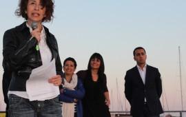 Antonietta Martinez, candidata del M5S a Cagliari
