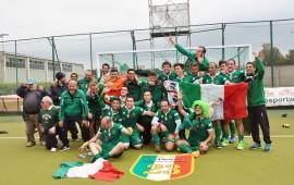 L'Amsicora campione d'Italia