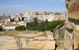 Una panoramica di Cagliari (foto Alessandro Pigliacampo)