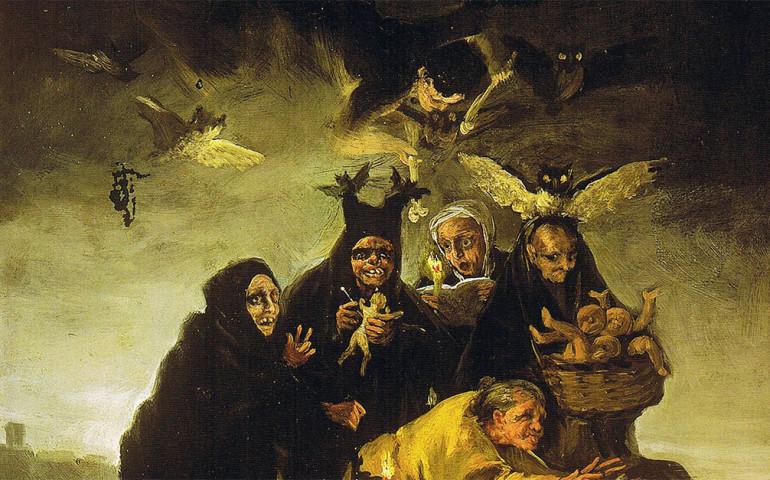Leggende. Sa sùrbile, la strega-vampiro della tradizione sarda