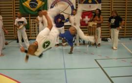 Capoeira in palestra
