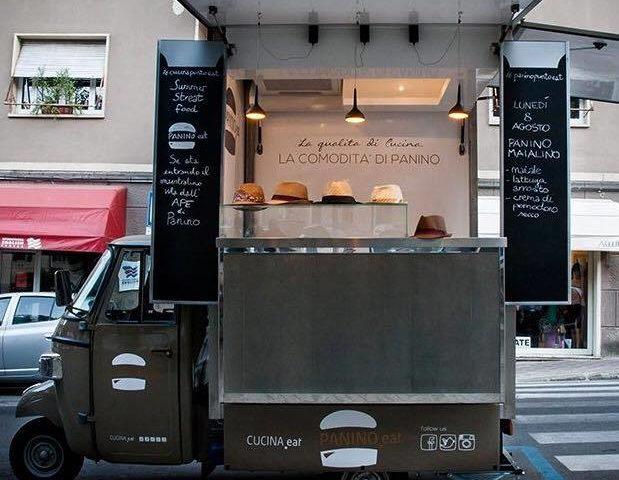 Lo street food a tre ruote arriva a cagliari l 39 ape gourmet di - Cucina eat cagliari ...