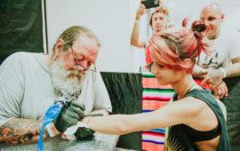 Diecimila i visitatori, 21 gli artisti premiati: il successo della Tattoo convention