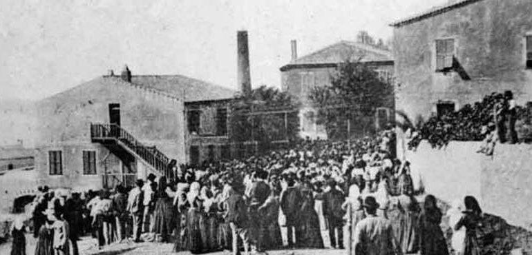Accadde oggi. 4 settembre 1904, l'eccidio di Buggerru: l'esercito spara sui minatori uccidendo quattro di loro