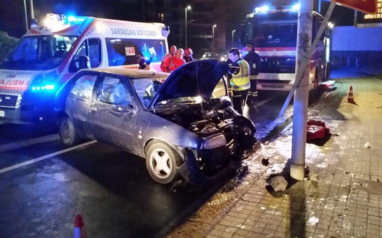 Incidente di via Cadello: l'uomo deceduto viveva solo e abbandonato nella sua auto