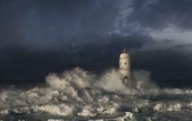 Da domani allerta meteo sulle coste sarde: sono previste violente mareggiate