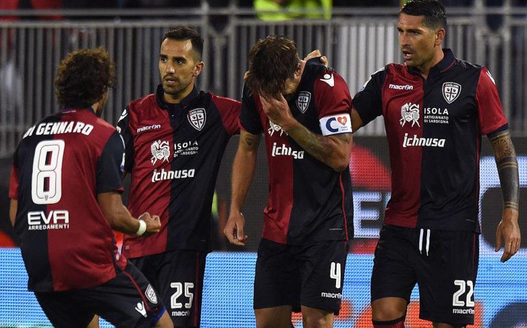 Coppa Italia: probabili formazioni Sampdoria Cagliari