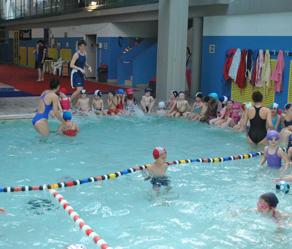 Nuova vita per la piscina mai ultimata di via abruzzi - Piscina interrata piccola ...