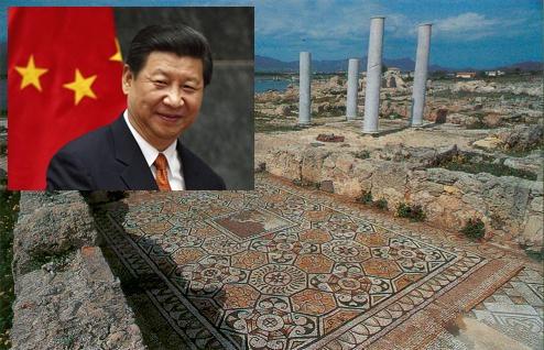 Traffico bloccato e disagi per l'arrivo del Presidente cinese Xi Jin Ping