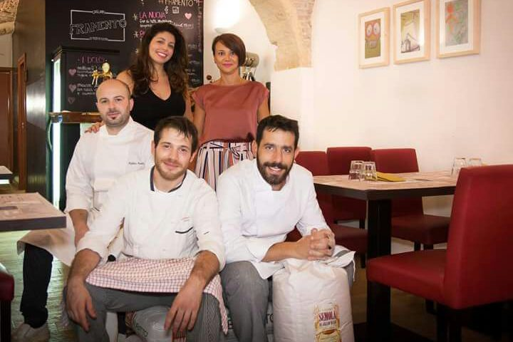 """Gastronomia. La pizzeria Framento ha conquistato i """"Tre spicchi"""" del Gambero Rosso"""