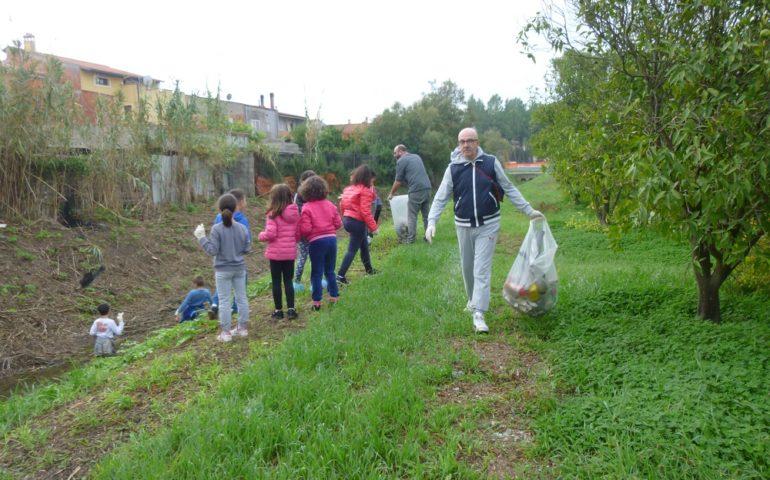Nasce a San Gavino la prima food forest della Sardegna