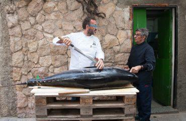 Alla Corte di Luigi Pomata, per assaggiare il tonno più buono del mondo