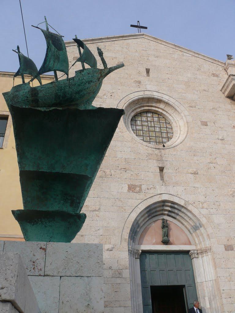 bonaria vecchio portale