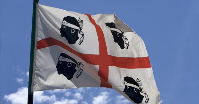 Lo sapevate? Che origine ha la bandiera della Sardegna?
