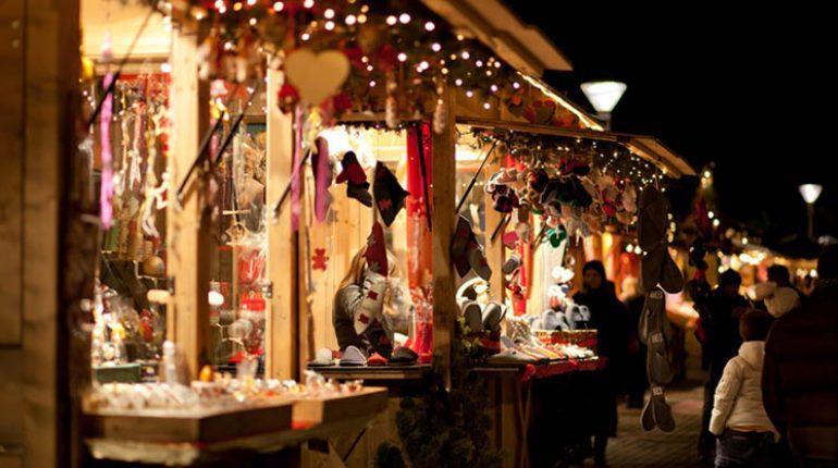 Mercati natalizi cagliaritani nella top ten italiana. Lo dice l'influente giornale inglese The Local