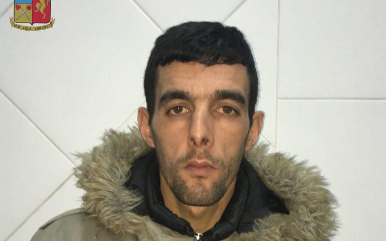 Spaccio di hashish in Marina: cittadino algerino in manette