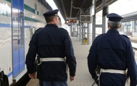 Polfer: controlli a tappeto nelle stazioni ferroviarie sarde