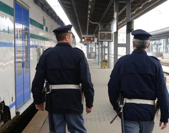 """""""Rail Safe Day"""": controlli straordinari della Polizia Ferroviaria nelle stazioni della Sardegna"""
