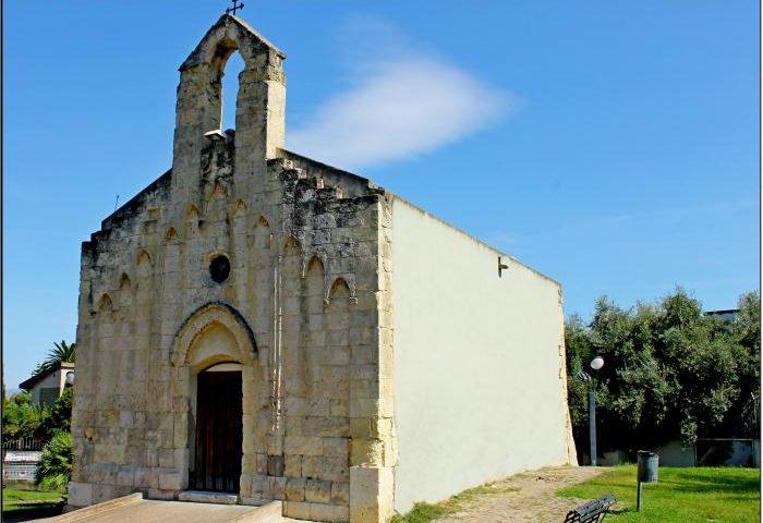 Lo sapevate? A Cagliari tra il Cep e il Quartiere Europeo si trova la chiesetta di Sant'Alenixedda: un gioiello del Romanico che pochi conoscono