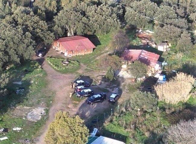 Refurtiva di 40mila euro recuperati dai Carabinieri in un campo nomadi di Carbonia