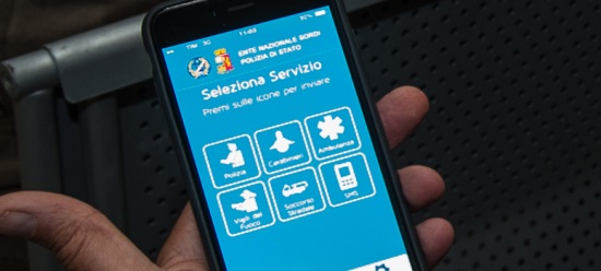 Sos sordi, una app della Polizia di Stato per le emergenze dei non udenti