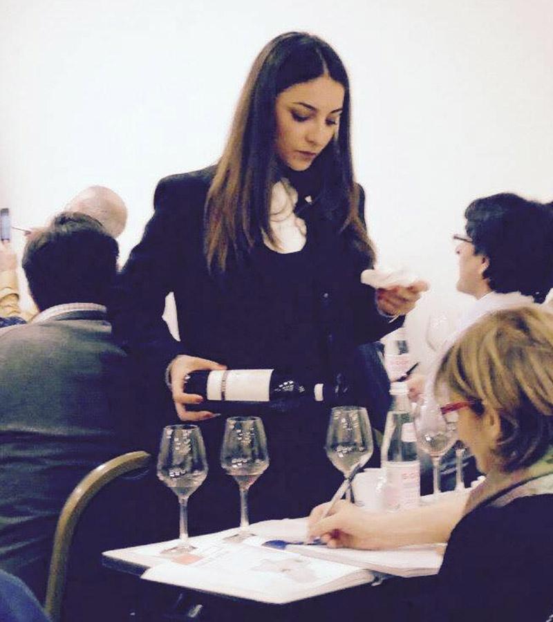 Il vino donna otto imprenditrici sarde protagoniste l 39 8 marzo della festa del vino in rosa - Cucina eat cagliari ...