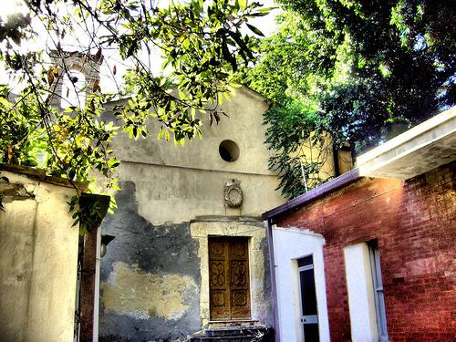 Lo sapevate? A Cagliari, nel quartiere Villanova, c'è una chiesetta che pochi conoscono
