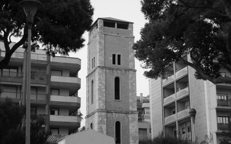 Lo sapevate? In viale Diaz a Cagliari c'è una torre, a che cosa serviva?