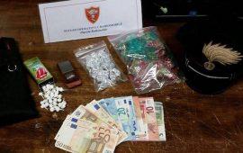 Detenzione e spaccio di sostanze stupefacenti a Santa Gilla. In arresto un 20enne