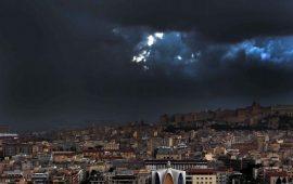 """Meteo: domenica """"bagnata"""" a Cagliari e in Sardegna. Nel pomeriggio torna la pioggia"""