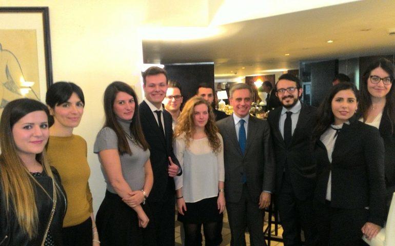 In Europa con grande merito: per dodici studenti sardi l'occasione di un tirocinio retribuito dall'Unione Europea