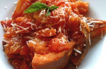 La ricetta Vistanet di oggi: mazzamurru a sa casteddaia, piatto povero ma molto saporito