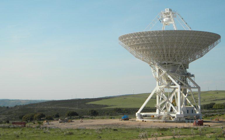 Lo sapevate? In Sardegna si trova il radiotelescopio più grande d'Europa (il secondo al Mondo), il Sardinia Radio Telescope
