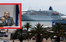 """Ministro Delrio: """"Massimo Deiana sarà il presidente dell'Autorità portuale della Sardegna"""""""