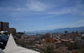 Panorama da via Santa Croce