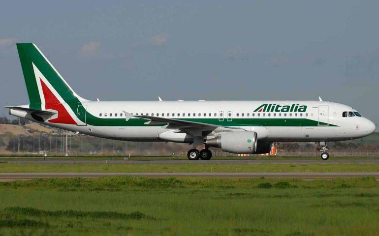 Sardegna: Alitalia non presenta offerte per il bando di continuità territoriale